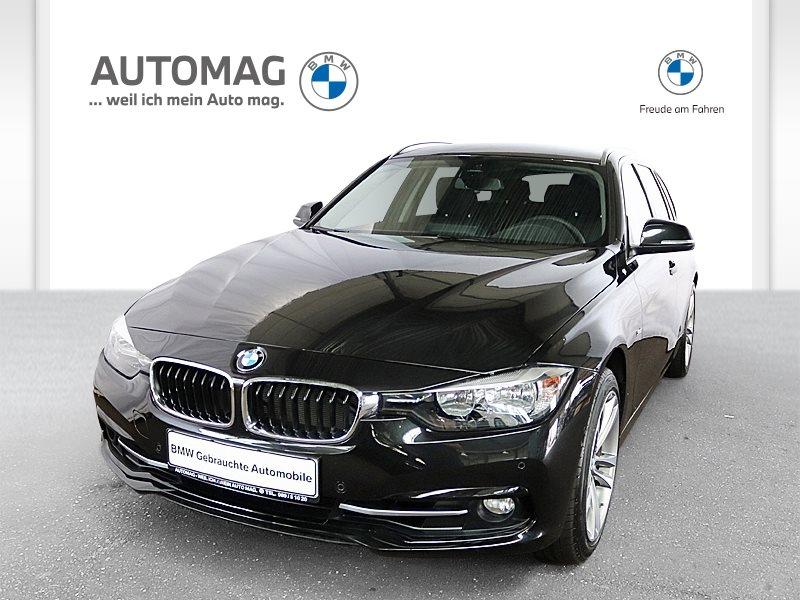 BMW 320i Touring*SportLine*Nav.Prof:*Harman/Kardon*, Jahr 2017, Benzin