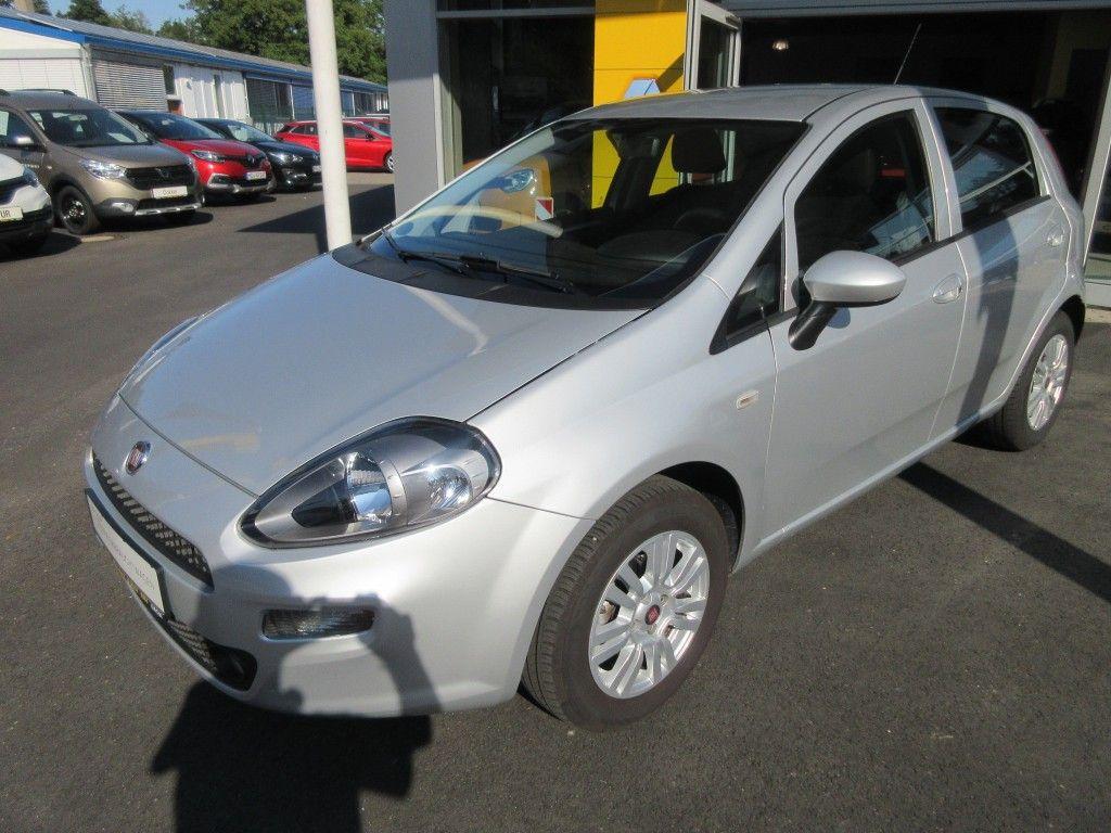 Fiat Punto 1.4 8V Start&Stopp Lounge, Jahr 2016, Benzin