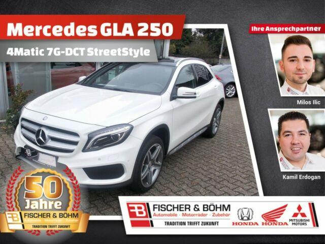 Mercedes-Benz GLA 250 GLA 250 4MATIC DCT StreetStyle, Jahr 2015, Benzin