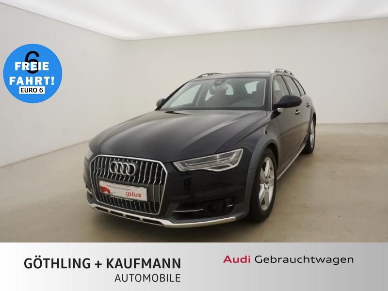 Audi A6 allroad 3.0 TDI S tr. 200kW*ACC*AHK*Leder*Mem, Jahr 2015, diesel