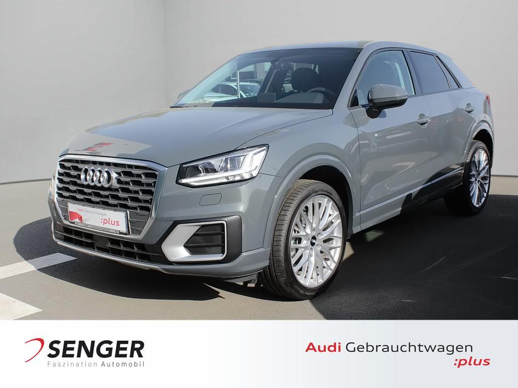 Audi Q2 Sport 35 TFSI Navi LED Sitzheizung PDC GRA, Jahr 2019, Benzin