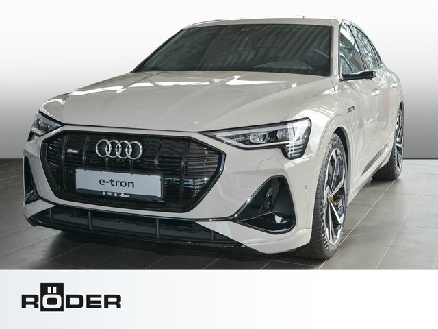 Audi e-tron Sportback S line 50 quattro Matrix LED, ACC, Umgebungskameras, Virt. Außenspiegel uvm. Navi, Jahr 2021, Elektro