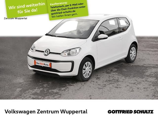 Volkswagen up! 1,0 move KLIMA ZV E-FENSTER, Jahr 2017, Benzin