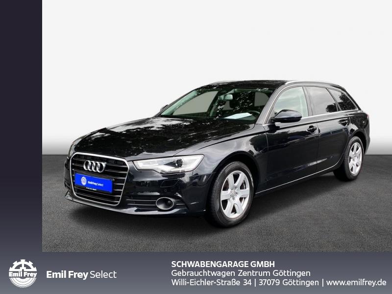 Audi A6 Avant 3.0 TDI DPF multitronic, Jahr 2014, Diesel