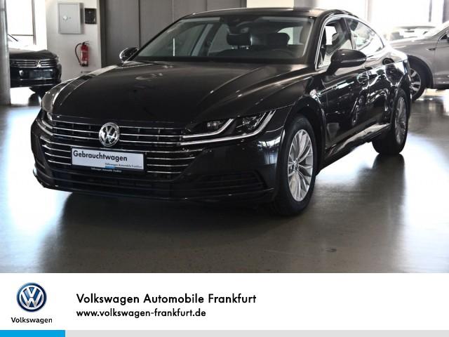 Volkswagen Arteon 2.0 TDI Klima LED-Scheinwerfer Einparkhilfe Tempomat Arteon Basis 110 TDIM6F, Jahr 2018, Diesel
