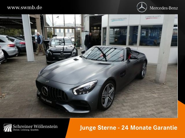 Mercedes-Benz AMG GT Roadster PerfAbGas*Distronic*Night*COMAND, Jahr 2018, Benzin