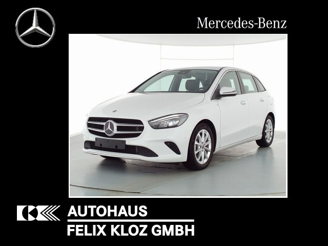 Mercedes-Benz B 200 Progressive+LED+NAVI+KAMERA+TOTWINKEL+SPUR, Jahr 2019, Benzin