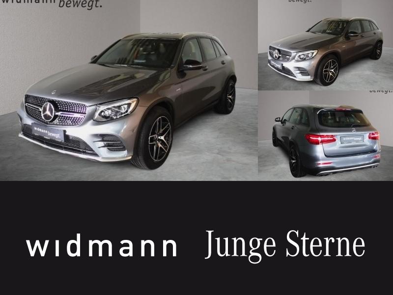 Mercedes-Benz GLC 43 AMG 4M *Designo*Comand*Fahrassist.*LED*, Jahr 2017, Benzin
