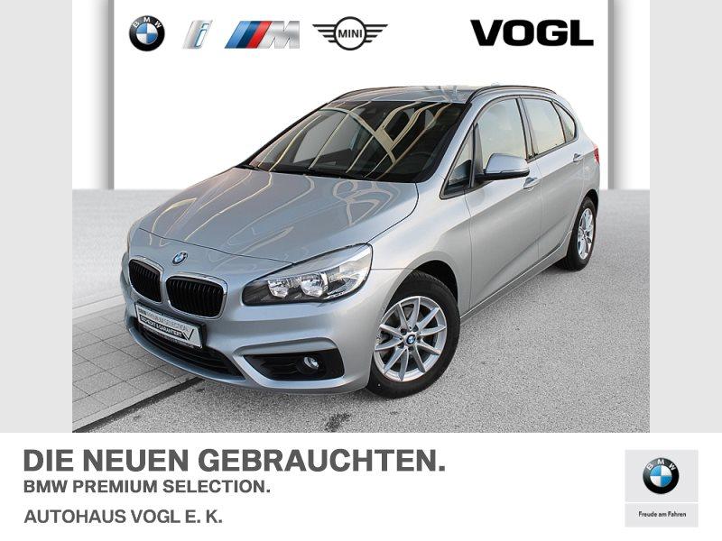 BMW 216d Active Tourer Advantage Navi Tempomat Shz, Jahr 2016, Diesel