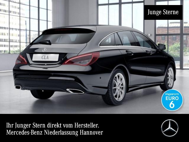 Mercedes-Benz CLA 250 SB 4M Navi Klimaautom 7G-DCT Sitzh Chromp, Jahr 2017, Benzin