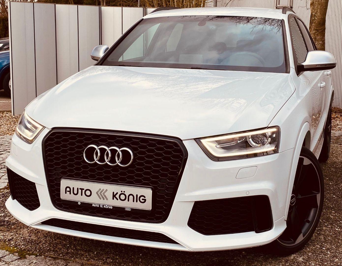 Audi RS Q3 2.5 TFSI *MMI+*BOSE*DAB*, Jahr 2014, Benzin