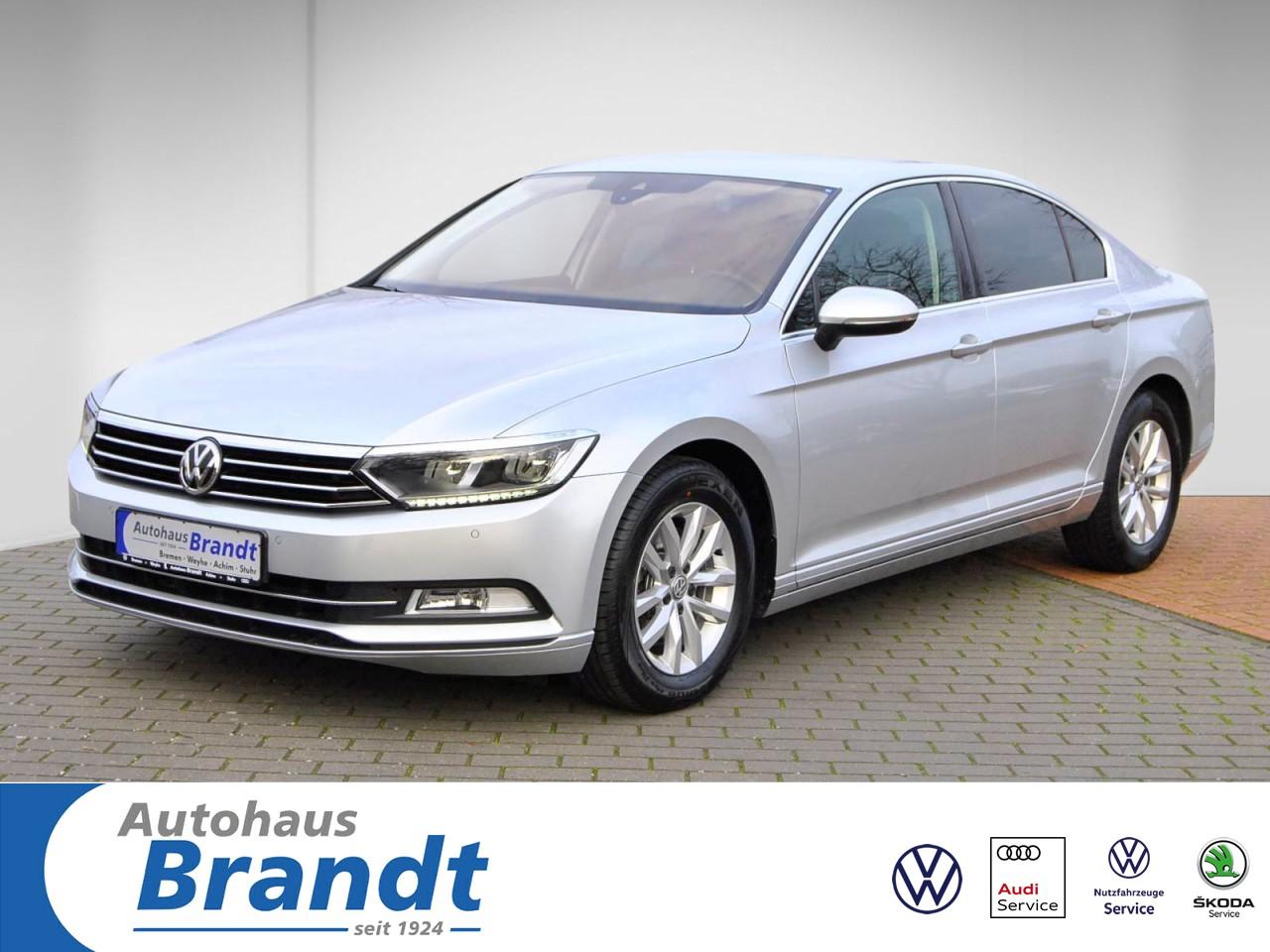 Volkswagen Passat 2.0 TDI LED*NAVI*ACC*KAMERA*SHZ Klima, Jahr 2016, Diesel
