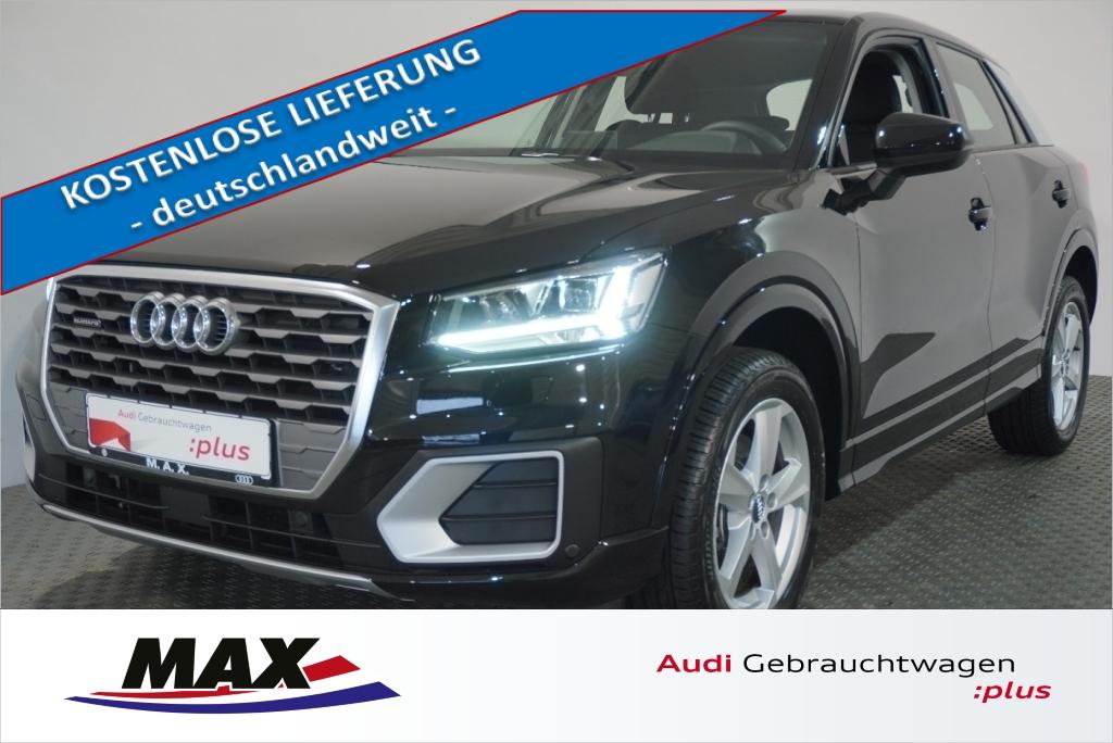 Audi Q2 40 TFSI Qu. Stronic Sport NAV LED PRÄMIE 0,99, Jahr 2019, Benzin