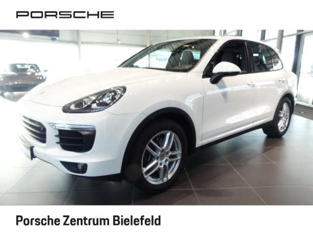 Porsche Cayenne Diesel Navi e-Sitze Allrad Niveau El. Heckklappe Alarm Klimaautom SHZ PDC Soundsystem, Jahr 2015, Diesel