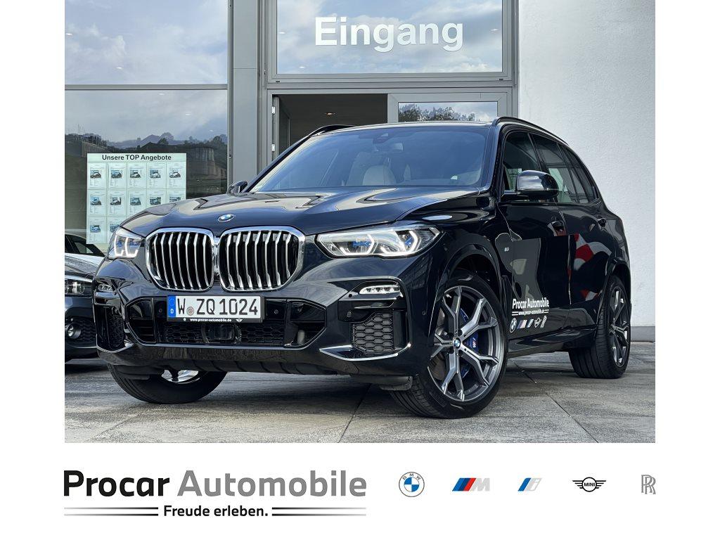 BMW X5 xDrive30d M Sport 21 SoftCl. Laser DA 286PS PA, Jahr 2020, Hybrid_Diesel