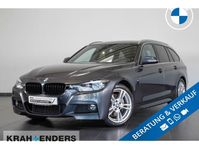 BMW 340 i Touring xDrive M Sport Shadow+HUD+LED+Navi, Jahr 2019, Benzin