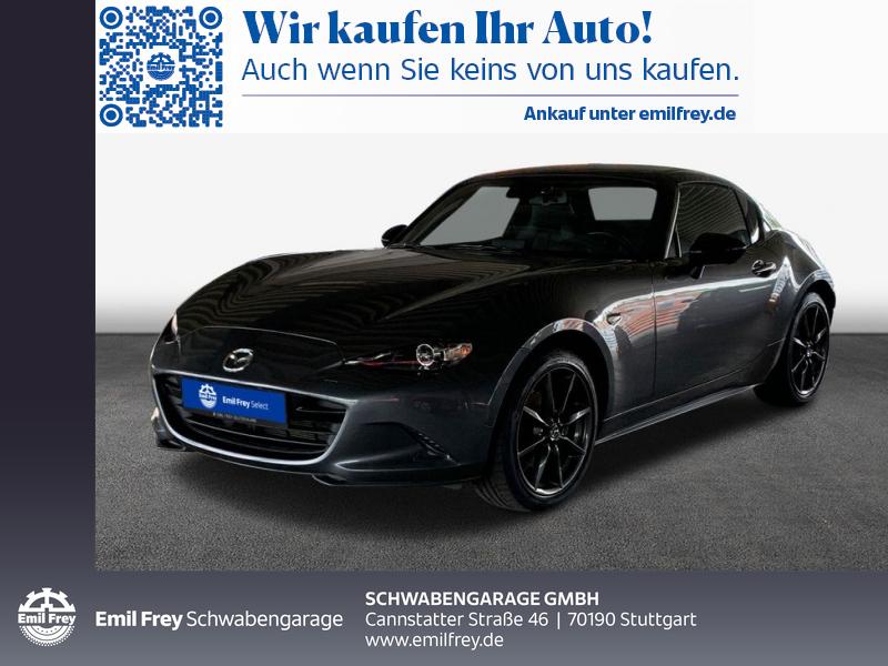 Mazda MX-5 RF SKYACTIV-G 160 Exclusive-Line, Jahr 2018, Benzin