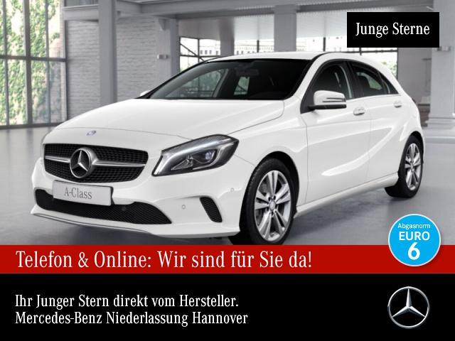 Mercedes-Benz A 160 Urban LED PTS Sitzh Sitzkomfort, Jahr 2016, Benzin