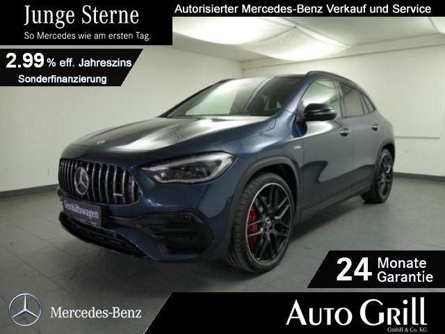 Mercedes-Benz GLA 45 AMG S 4M+ Night MultibeamLED PanoDa Distr, Jahr 2021, Benzin