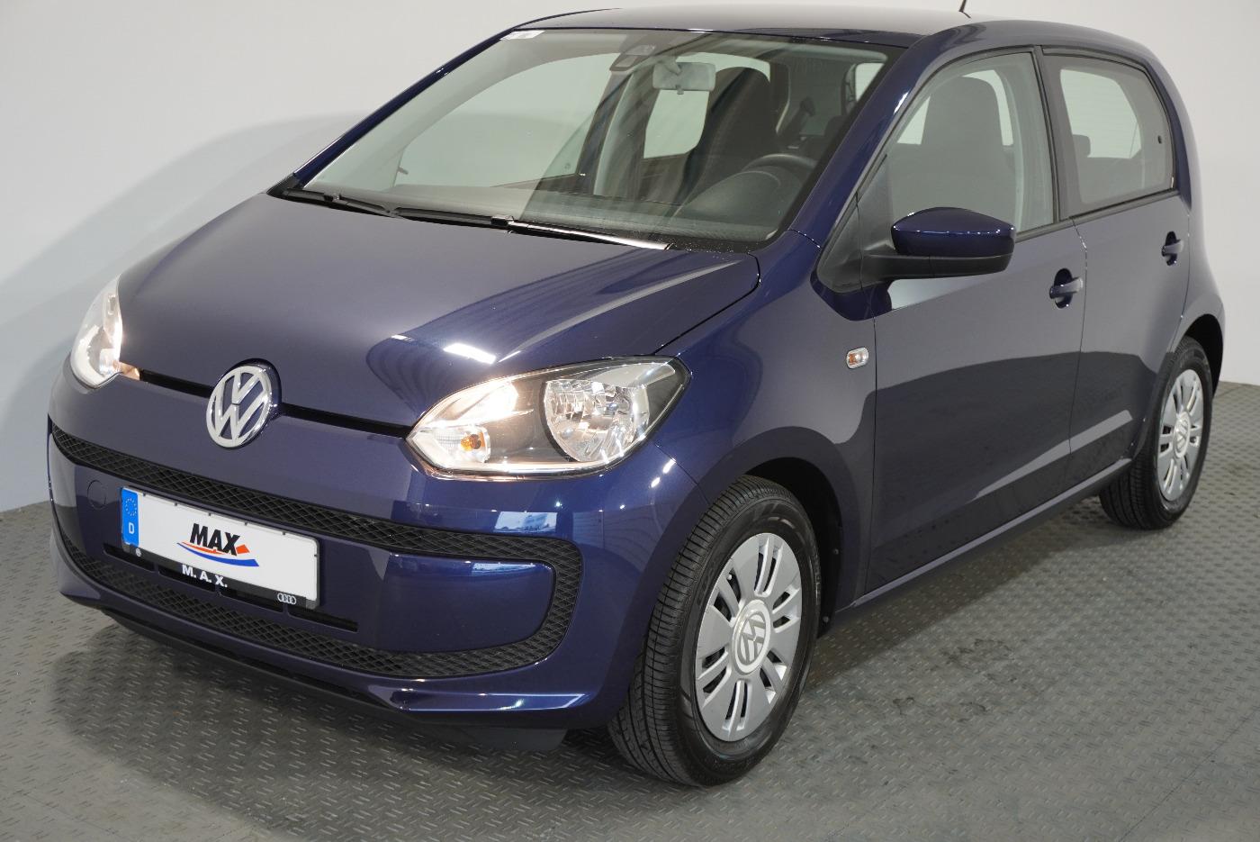 Volkswagen up! 1.0 move up! EU6 4-Türer 1.0 KLIMA PDC, Jahr 2016, Benzin