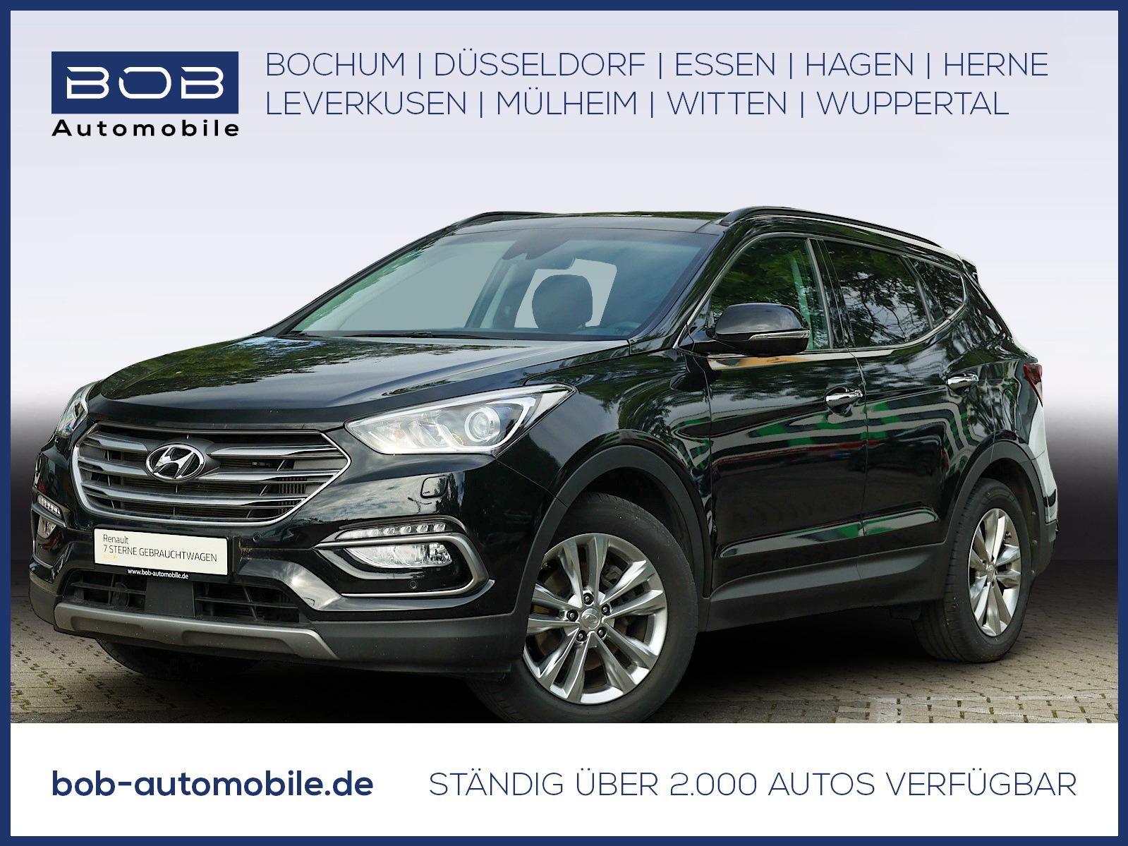 Hyundai Santa Fe 2,2l CRDi Aut. Style LEDER NAVI PANODAC, Jahr 2018, Diesel