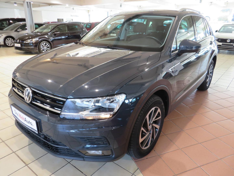 Volkswagen Tiguan Comfortline 1.4 TSI BMT Sound, Jahr 2018, Benzin