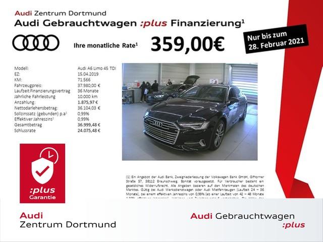 Audi A6 sport 45TDI qu. Matrix/ACC/STHZ/Navi+, Jahr 2019, Diesel
