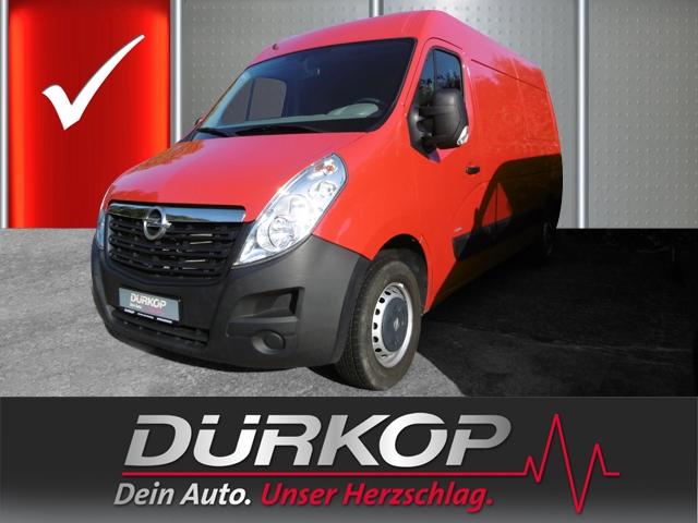 Opel Movano B Kasten HKa L2H2 3,3t 2.3 CDTI 125, ZV, Klima, Jahr 2015, Diesel