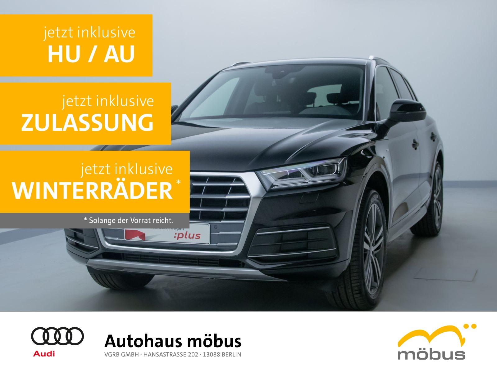 Audi Q5 sport 45 TFSI QU*S-TRO*SLINE*ASSIST*LED*B&O, Jahr 2020, Benzin