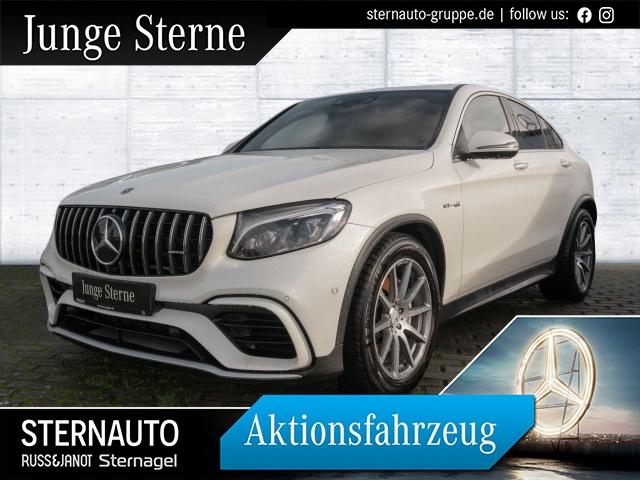 Mercedes-Benz GLC63 AMG 4M 1.000EUR SOFORTBONUS KAUF BIS 15.4., Jahr 2019, Benzin