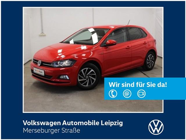 Volkswagen Polo 1.0 TSI JOIN *DSG*SHZ*PDC*, Jahr 2019, Benzin