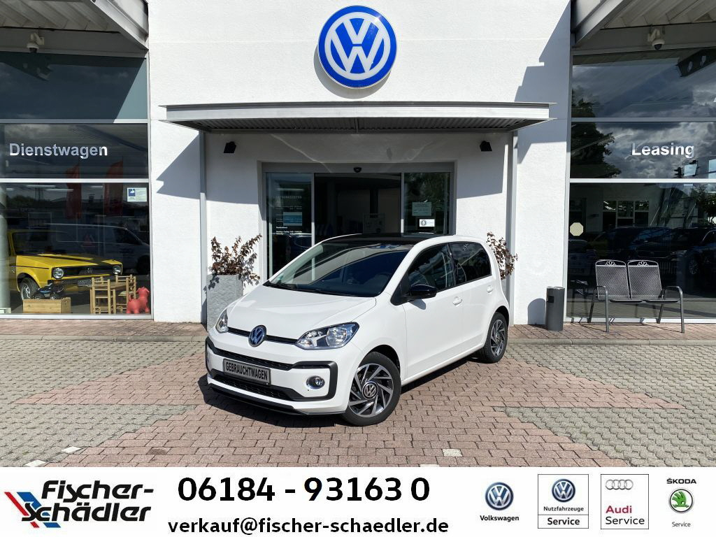 Volkswagen up! move up! sound 1.0TSI*Maps&More*PDC*RoofPack, Jahr 2017, Benzin