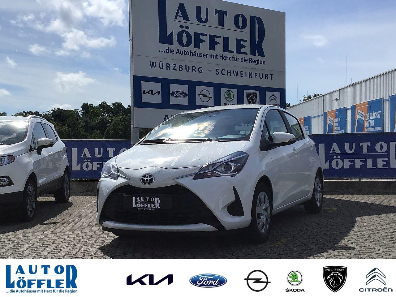 Toyota Yaris Comfort 1.0 l - RFK Klima Bluetooth Klima, Jahr 2018, Benzin