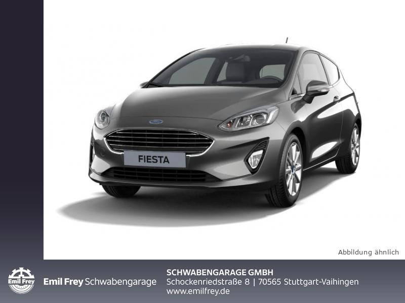 Ford Fiesta 1.1 TREND SHZ Kilma WinterP ZV/FB, Jahr 2017, Benzin