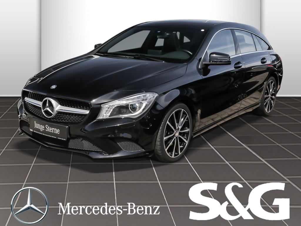 Mercedes-Benz CLA 180 Shooting Brake Urban Panodach/Navi/Xenon, Jahr 2015, Benzin