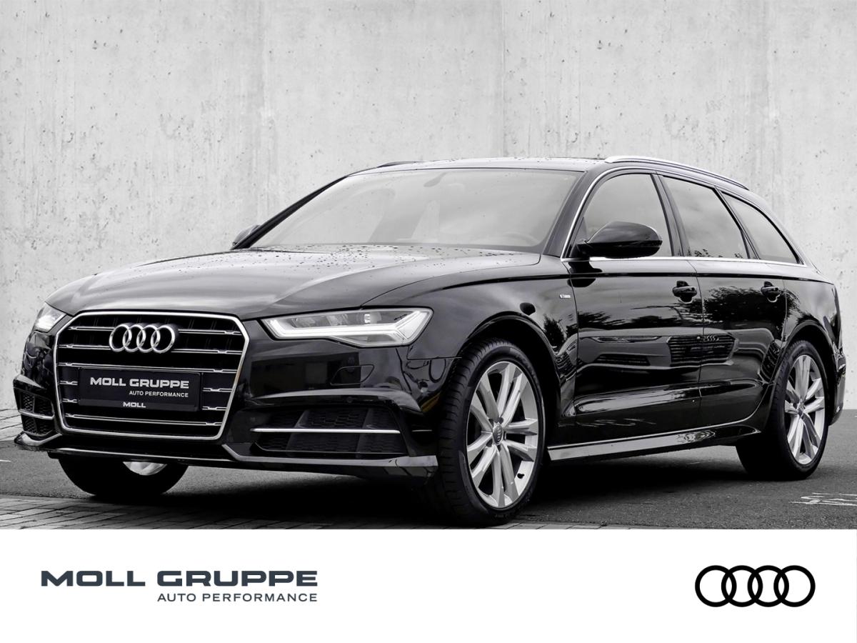 Audi A6 Avant 2.0 TDI ultra S tronic S Line LED Kamer, Jahr 2018, Diesel