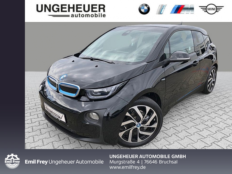 BMW i3 .94Ah LED RFK Navi Prof. Komfortzg. Tempomat, Jahr 2017, Elektro