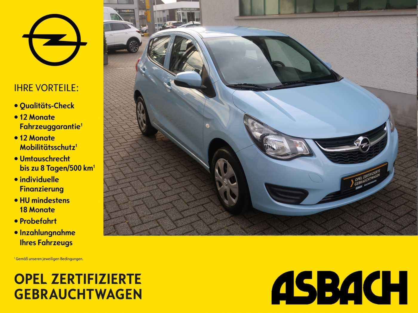 Opel Karl Edition, Jahr 2015, Benzin