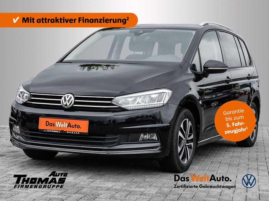 Volkswagen Touran 1.5 United 110KW TSI 6-Gang ACC/LED/DAB, Jahr 2020, Benzin
