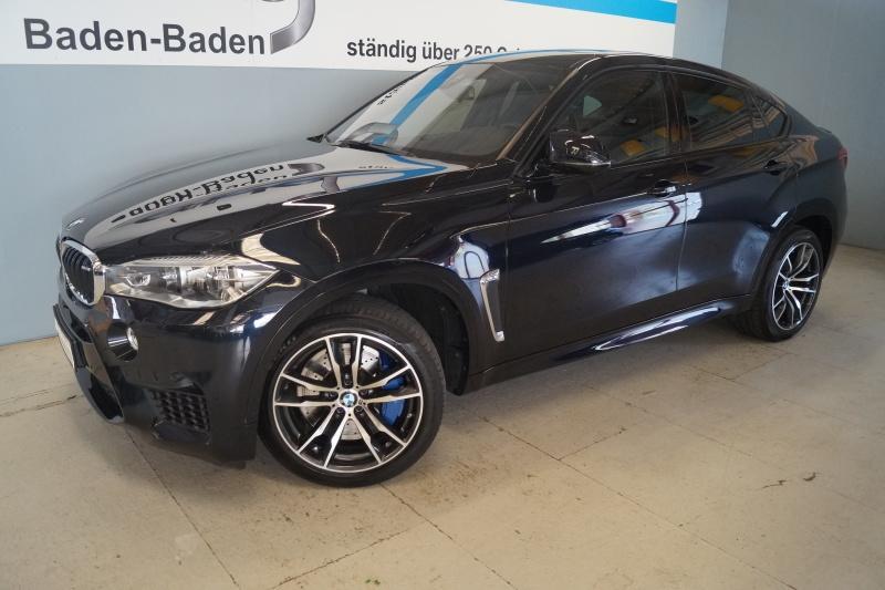 BMW X6 M Sitzlüftung Standhzg. Glasdach Head-Up Soft-Close, Jahr 2017, Benzin