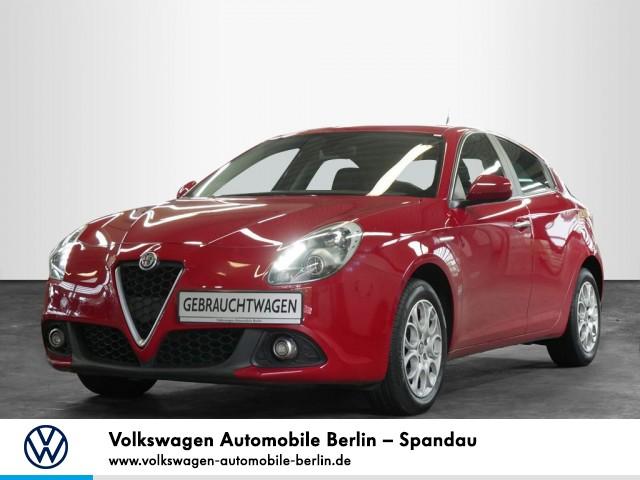 Alfa Romeo Giulietta 1,4 TB 16V Klima PDC SHZ, Jahr 2017, Benzin