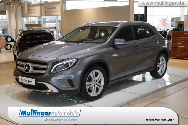 Mercedes-Benz GLA 200 Urban Navi AHK Xenon Standh, Jahr 2014, petrol