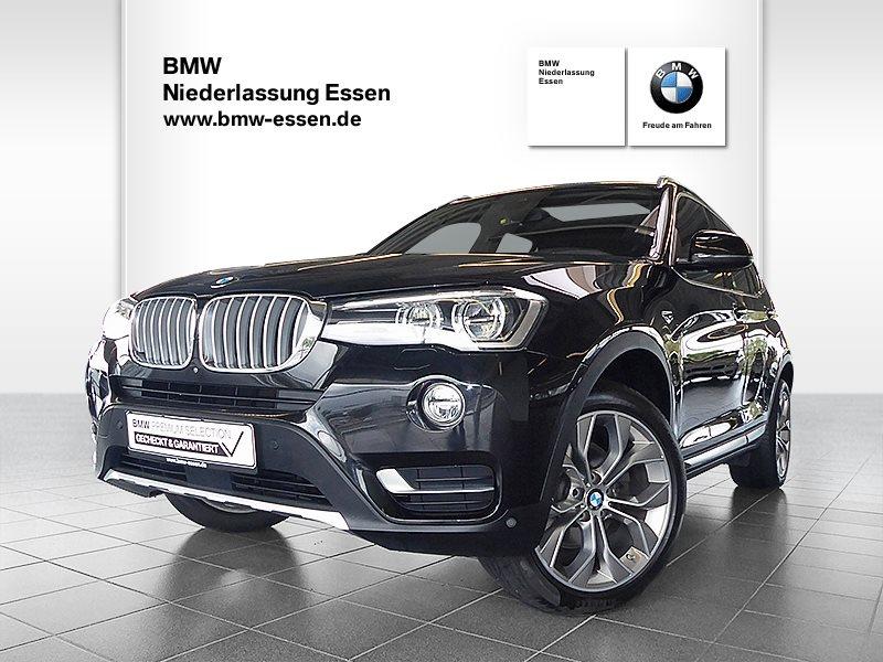 BMW X3 xDrive35d xLine, Jahr 2017, Diesel