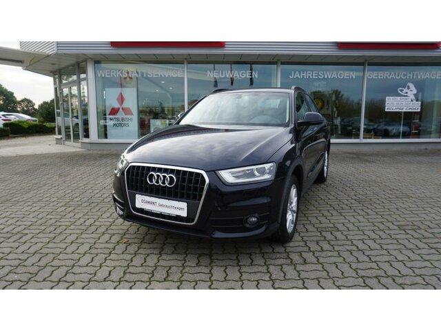 Audi Q3 2.0 TDI Navi/AHZV/Xenon/Kurvenlicht, Jahr 2012, Diesel