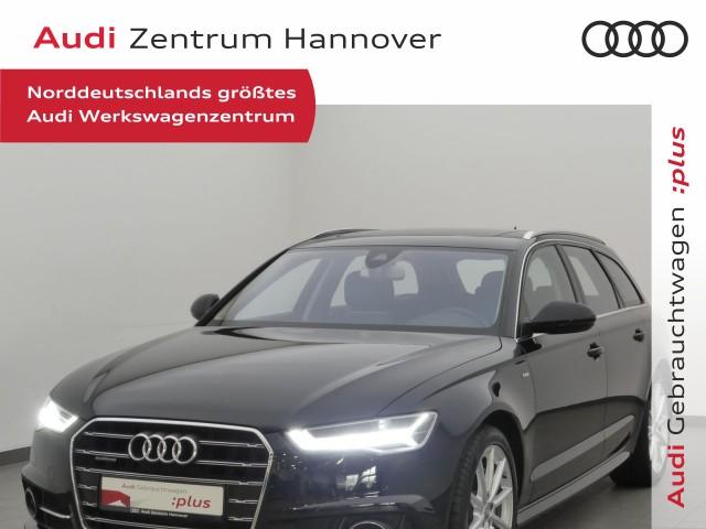 Audi A6 Avant 3.0 TDI S line Sel., Standh., Pano, Matrix, ACC, AHK, Jahr 2018, Diesel