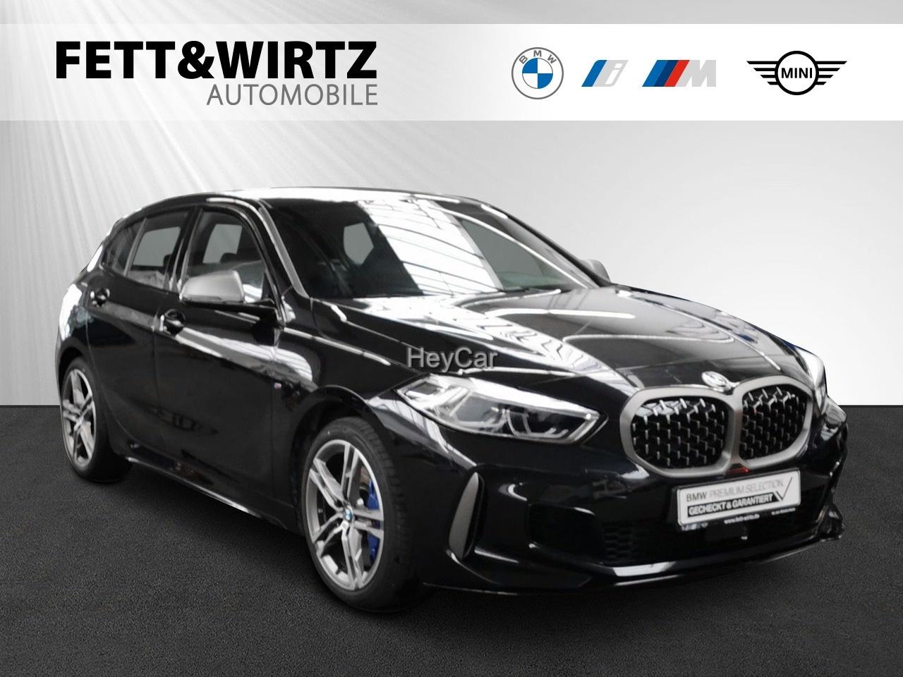 BMW M135i xDrive Aut. LC-Plus Leas ab 452,- br.o.Anz, Jahr 2021, Benzin