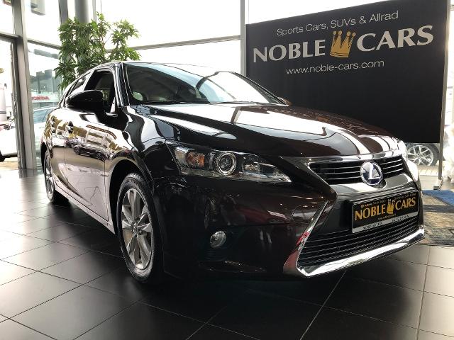 Lexus CT 200h Executive Line ~KLIMA ALU~, Jahr 2016, Benzin