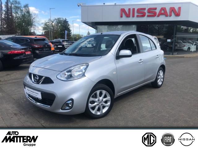 Nissan Micra Acenta, Jahr 2014, Benzin