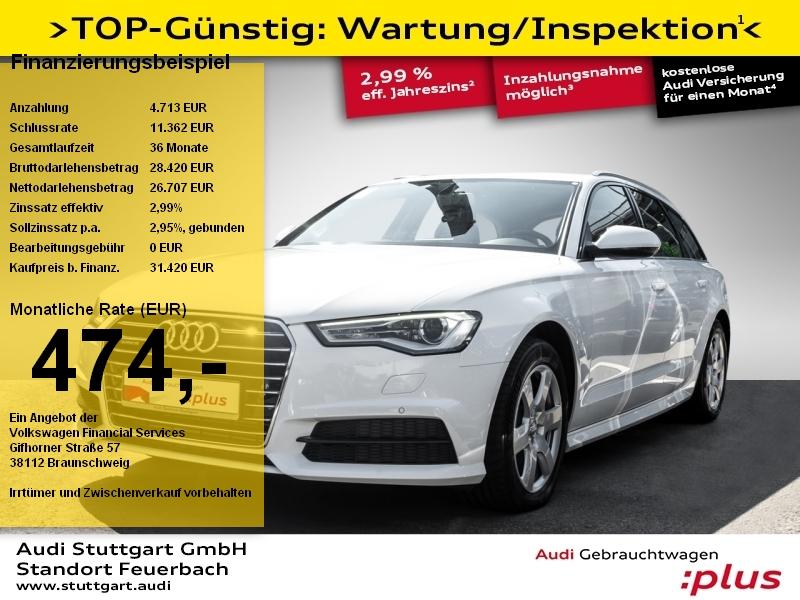 Audi A6 Avant 3.0 TDI quattro AHK Kamera Navi el.Sitz, Jahr 2018, Diesel