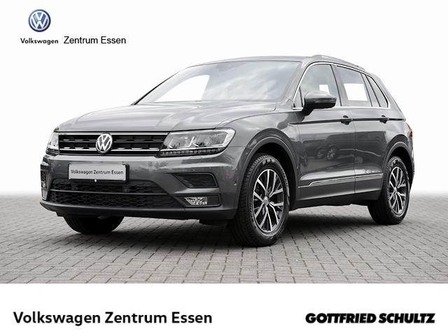 Volkswagen Tiguan Comfortline 2.0 TDI DSG LED Navi Kamera, Jahr 2019, Diesel